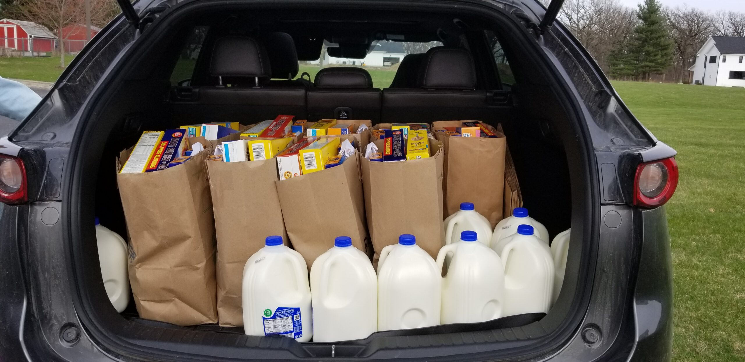 Mobile Pantry Delivery